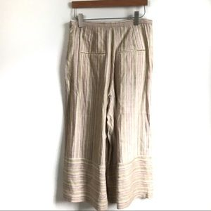 Anthropologie Pants - Anthropologie Elevenses wide leg pants size 10